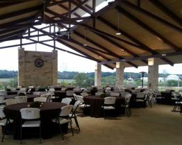 The Texas Rangers Heritage Center - Open-Air Pavilion