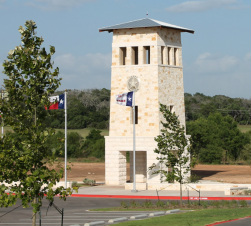 Texas Rangers Heritage Center - Campanile Tower