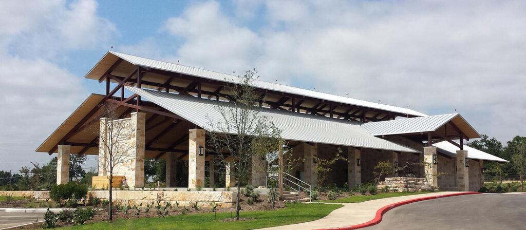 The Texas Rangers Heritage Center