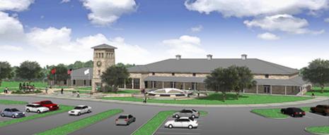 Texas Rangers Heritage Center - Texas Rangers Heritage Center Main Building