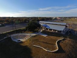 Texas Rangers Heritage Center - Amphitheater